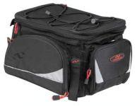 Gepäckträgertaschen mit Klettverschuß