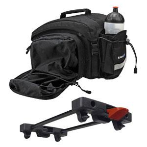 KLICKfix Rackpack 1 Plus Tasche für Racktime Träger