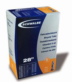 Schlauch Schwalbe Nr. 17 - 28 Zoll DV 40 mm