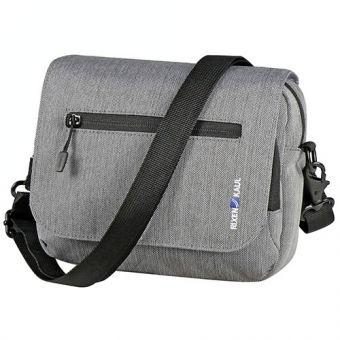 KLICKfix Lenkertasche Smart Bag Touch Grau