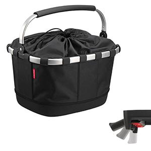 KLICKfix Carrybag GT für Racktime schwarz