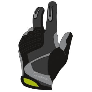Ergon Handschuh HM1-W Medium (versandkostenfrei)