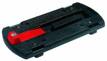 KLICKfix Gepäckträger Adapter Platte