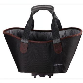 Racktime Einkaufstasche Agnetha carbon black