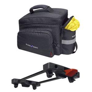 KLICKfix RackPack 2 Gepäckträgertasche für Racktime