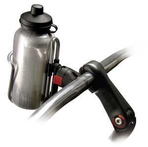 KLICKfix Bottle Klick mit Adapter