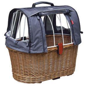 KLICKfix Hundekorb Doggy Basket Plus Korbklip