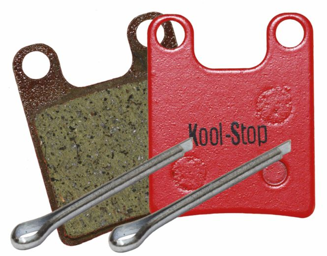 Kool Stop Scheibenbremsbelag KS-500 Hope 2-Kolben