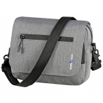KLICKfix Lenkertasche Smart Bag Touch Grau