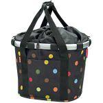 KLICKfix Bike Basket Dots von Reisenthel