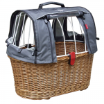 KLICKfix Hundekorb Doggy Basket Plus Racktime