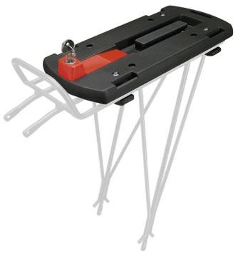 Gepäckträger Adapter Platte